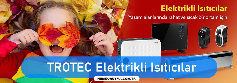 Elektrikli Isıtıcı Kiralama